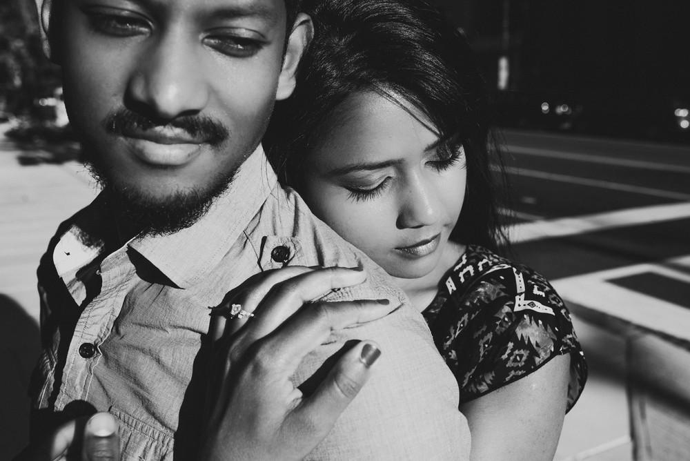 Engagement session at City Centre DC.jpg