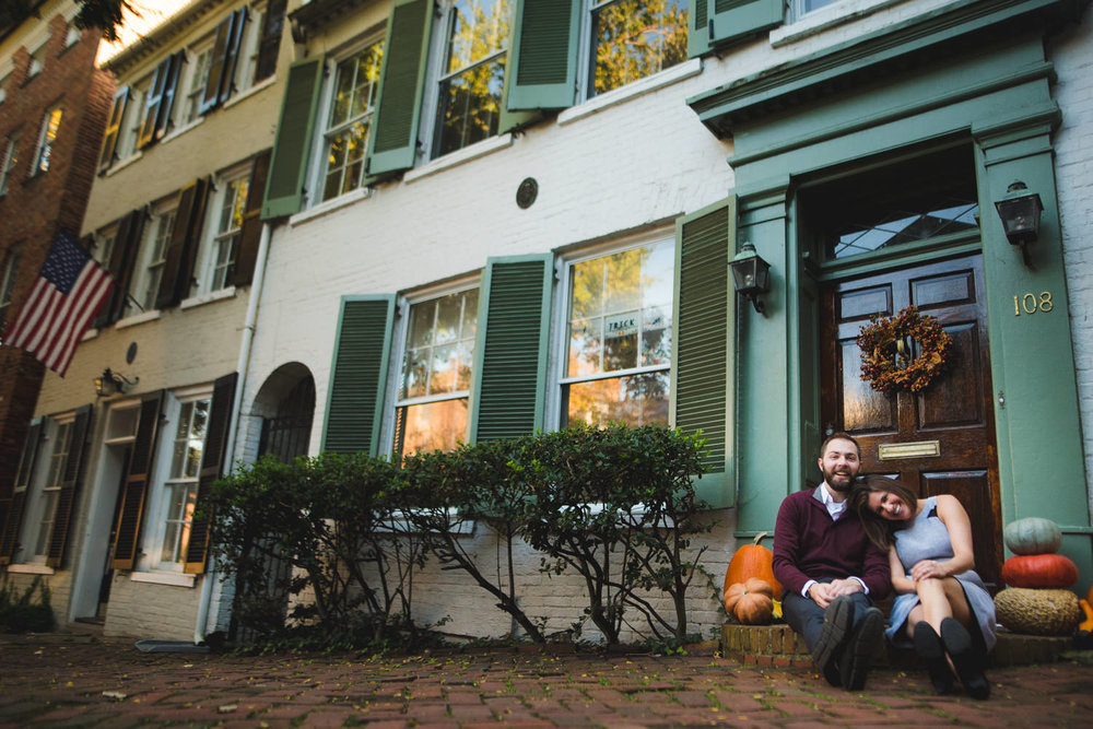 Old Town Alexandria Engagement Session-2.jpg
