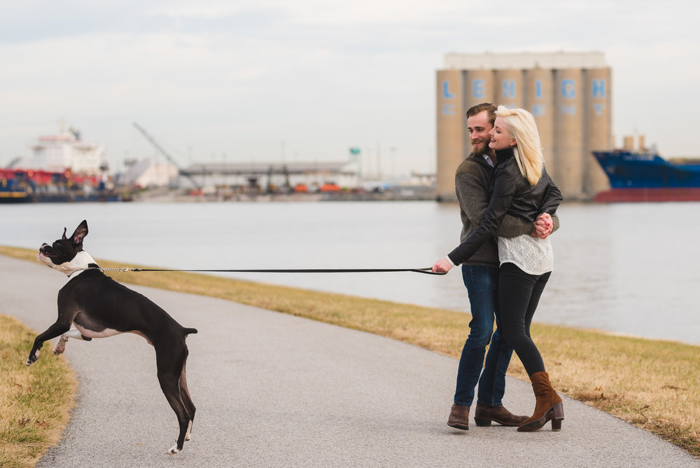 Fort McHenry National Monument Engagement Photography-5.jpg