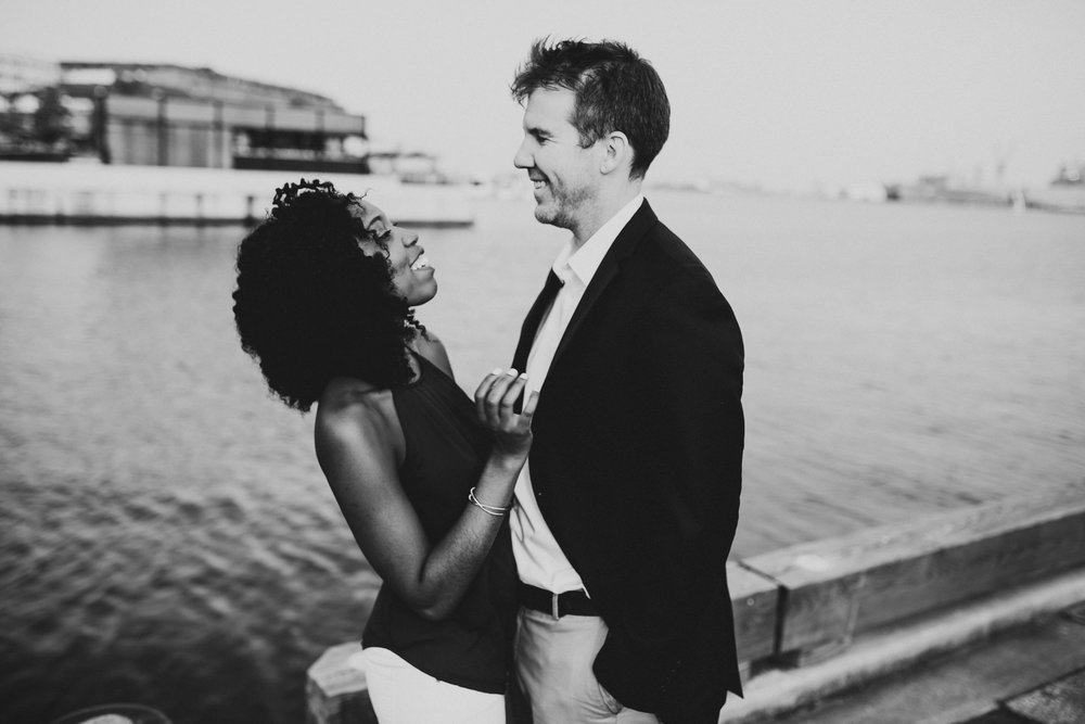 baltimore engagement photo locations