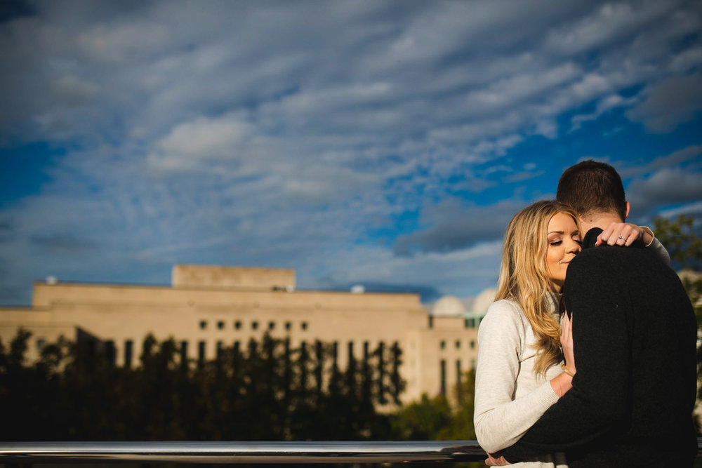 National Gallery of Art creative engagement session