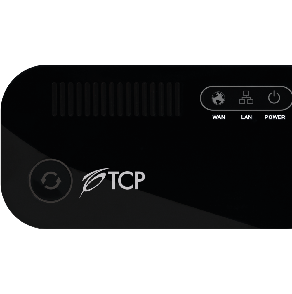 TCP Connected Gateway