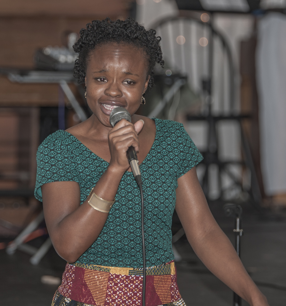 shateire butler - ***SPOKEN WORD***It will be great to hear Shateire's perspective as a young, African American San Diego SLAM poet.  Her words will sure leave you reflecting on what you can do as an individual to bring about change.
