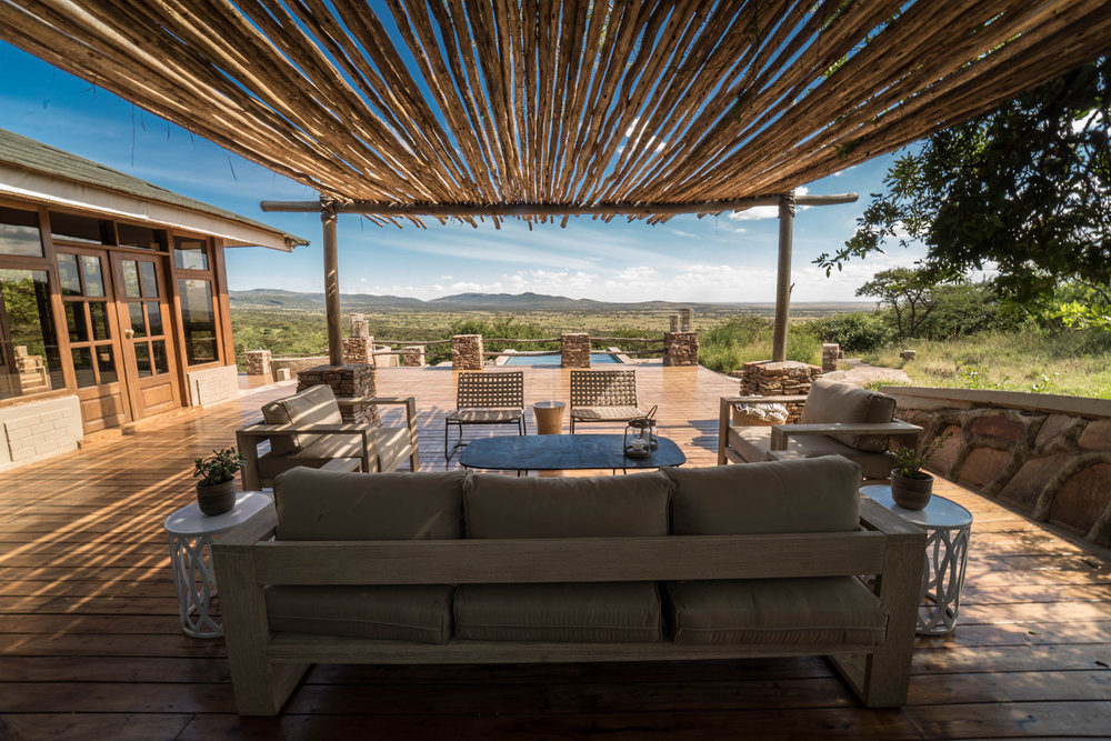 Taasa Private Reserve North East of the Serengeti National Park