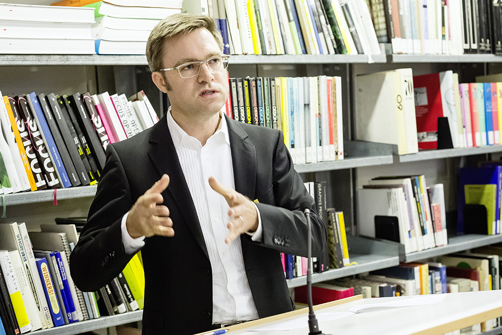 Alexander Schlag Geschäftsführender Gesellschafter der yellow design gmbh