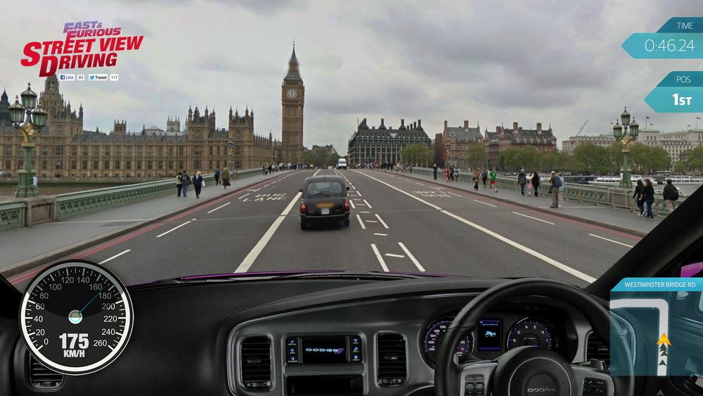 Street View Driving