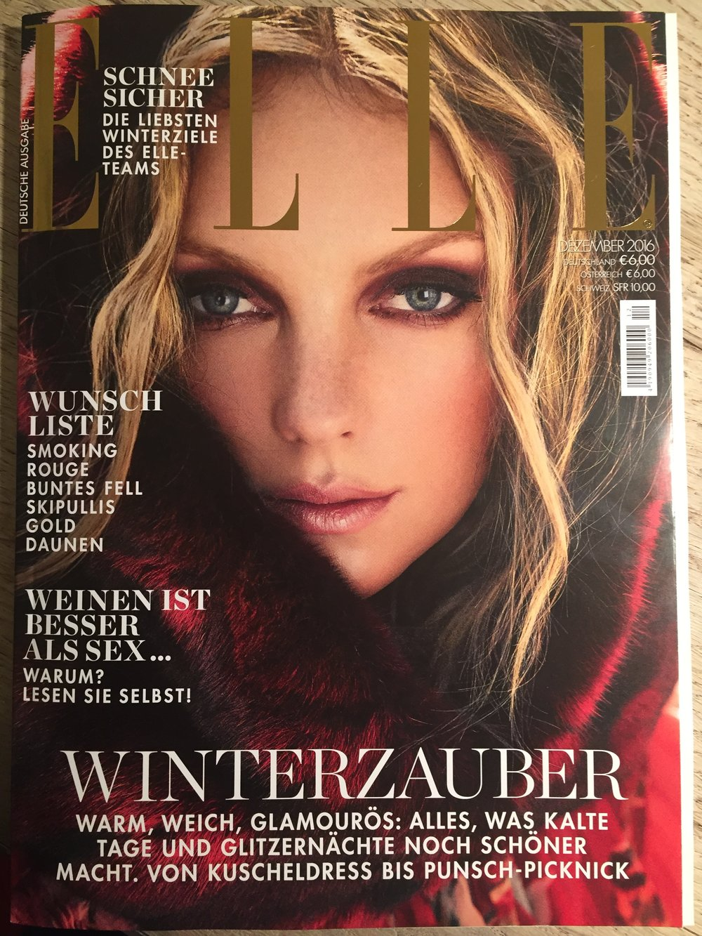 Thank you @ELLE_de