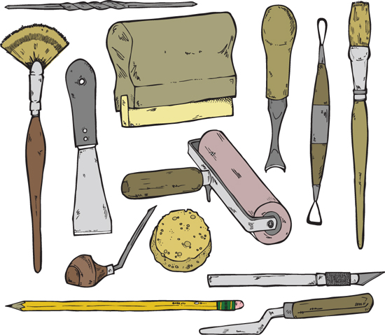 Art Tools for Burlington City Arts