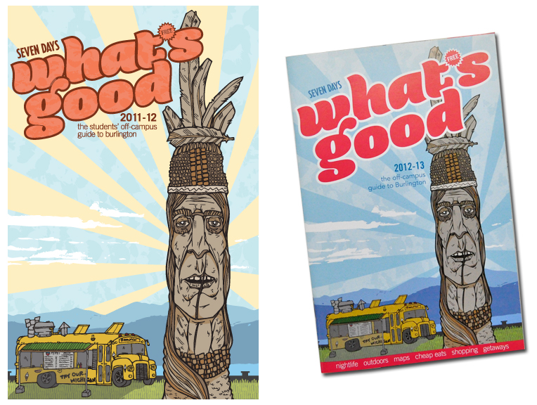 Cover Design For Whats Good