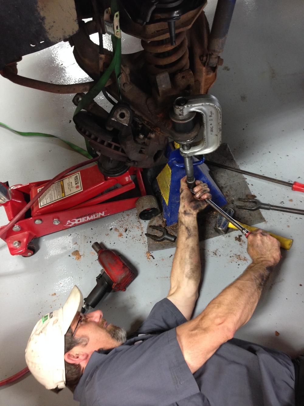 mechanics Suwanee