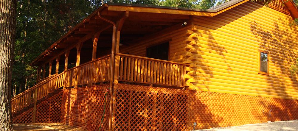 Texas Star Deer Lake Cabins