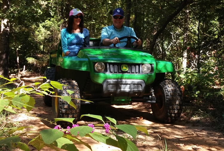 UTV Rentals - Explore the Ranch in style with your own personal side x side off road vehicle.Rates starting at just $75.