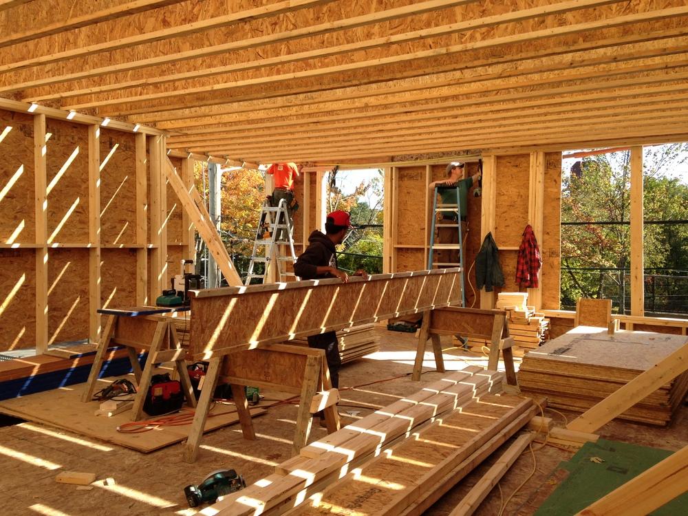 Building a Floor