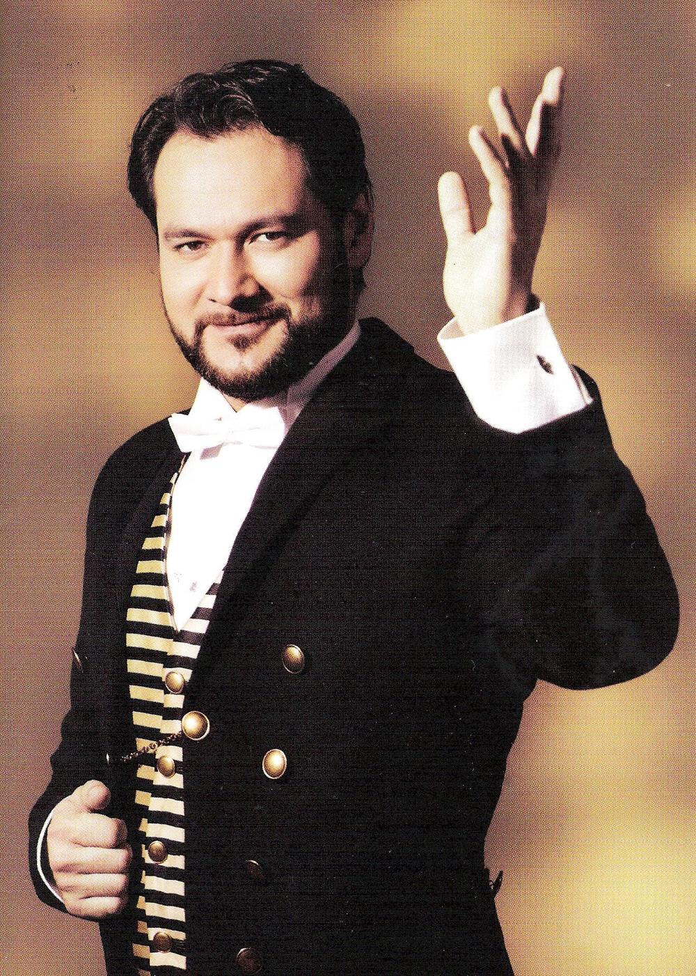 Ildar Abdrazakov as Figaro in the Met's new production