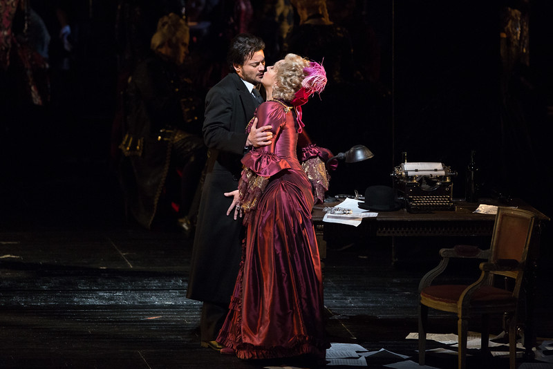 Grigolo as Hoffmann and Christine Rice as Giulietta