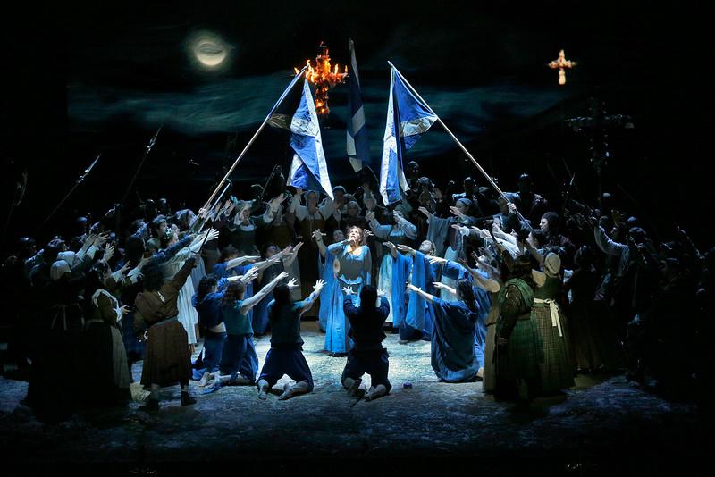The Oath Scene, ending Act I