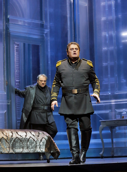 Ora e per sempre addio : Otello and Iago in Act II