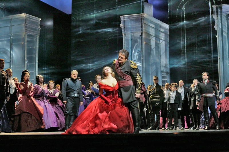Sonya Yoncheva is Desdemona in new  Otello