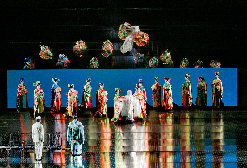 The Met's magnificent  Madama Butterfly