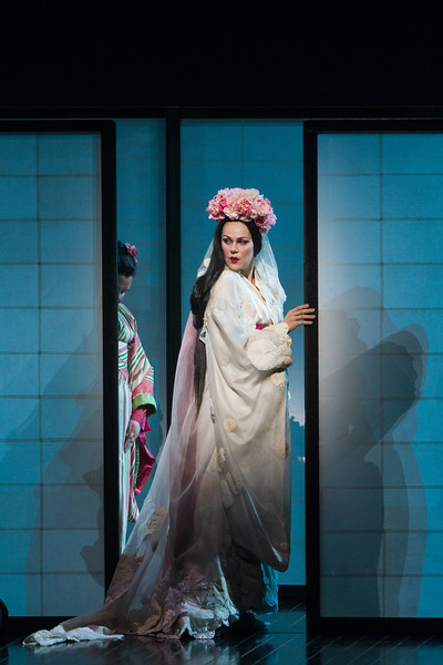 Kristine Opolais as Butterfly