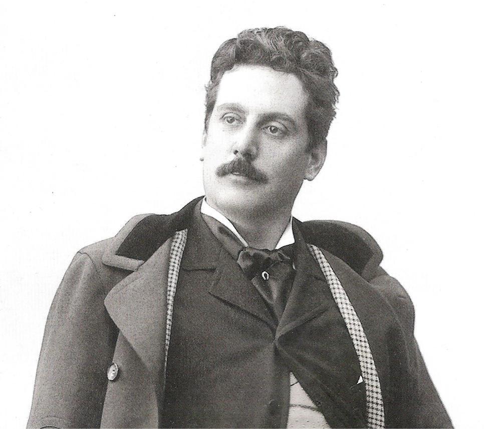 Giacomo Puccini...Alinari/Bridgeman Images