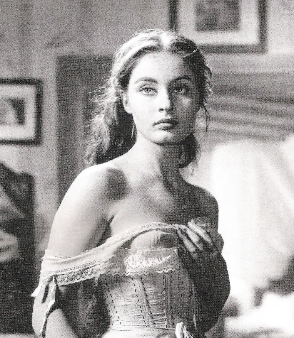 Marcella Mariani in Luciano Visconti's  Senso , 1954
