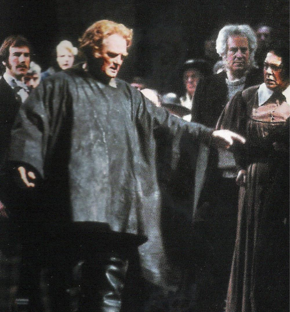 Jon Vickers as Peter Grimes in the Covent Garden production