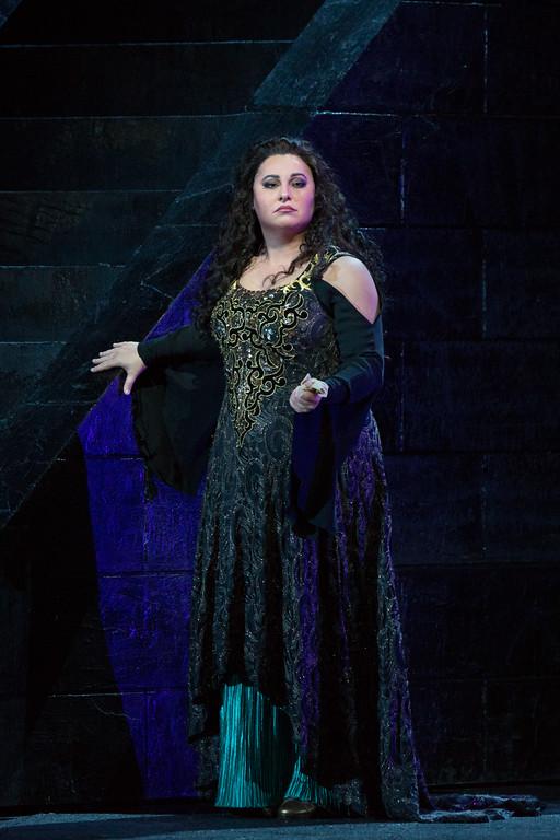 Liudmyla Monastyrska is Abigaille