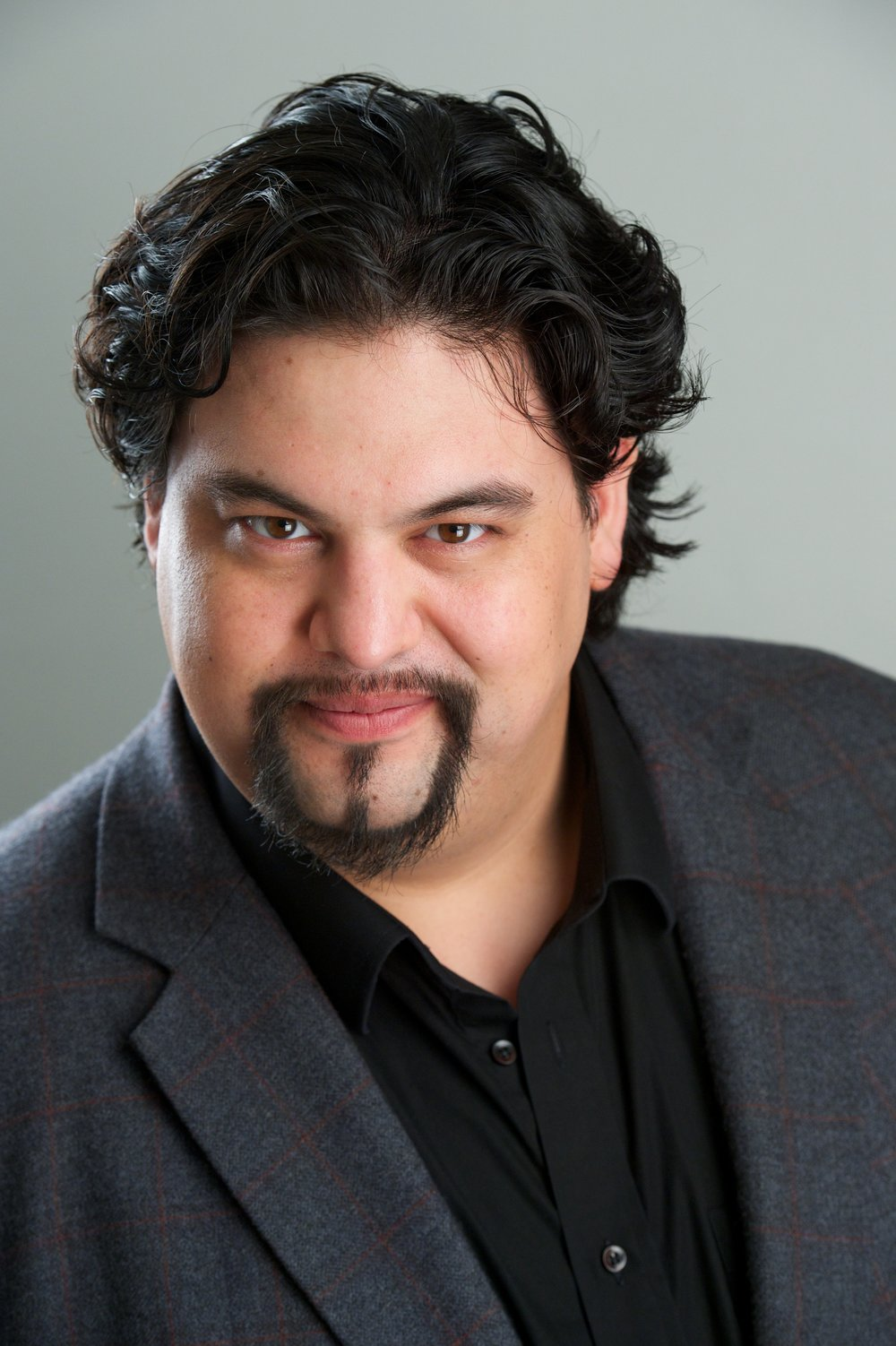 Benjamin Bloomfield to sing Falstaff on January 14 and 22