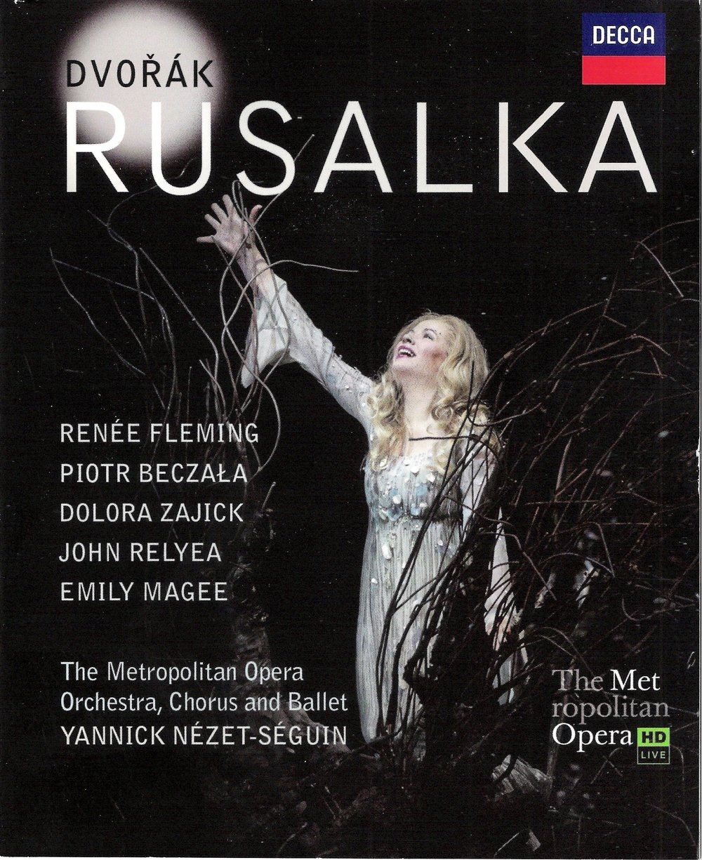Fleming in  Rusalka  in winter of 2014