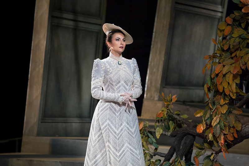 Mezzo Isabel Leonard is Charlotte in Massenet's  Werther