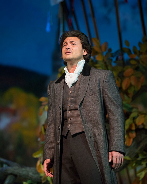 Vittorio Grigolo is Werther
