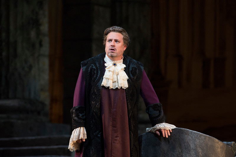 Matthew Polenzani is Idomeneo