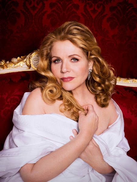 Renee Fleming as the Marschallin