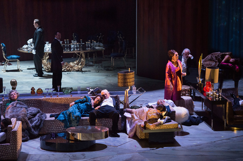 The Exterminating Angel  at Salzburg in 2016