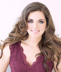 Nicole Haslett is Zerbinetta