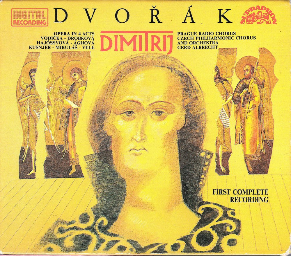 Supraphon's 1989 recording of  Dimitrij  conducted by Gerd Albrecht