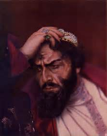 Fyodor Chaliapin as Mussorgsky's Boris Godunov