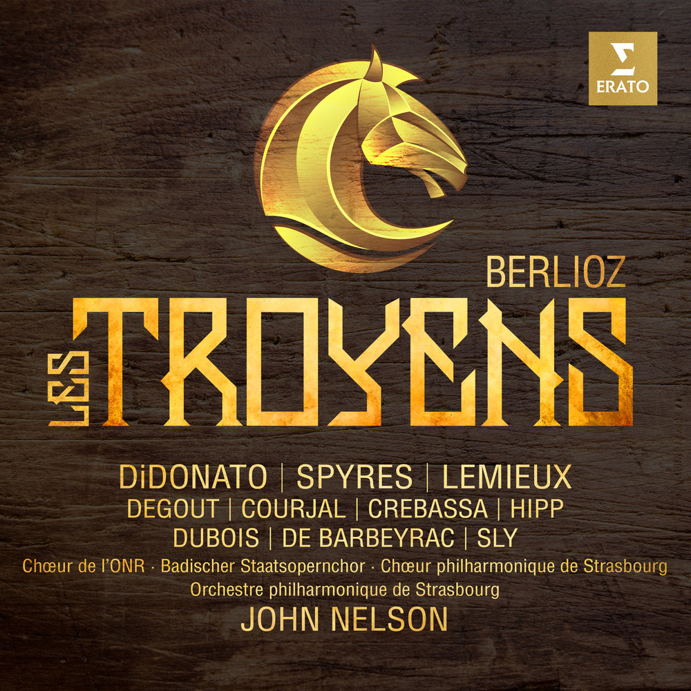 Erato's new CD release of  Les Troyens