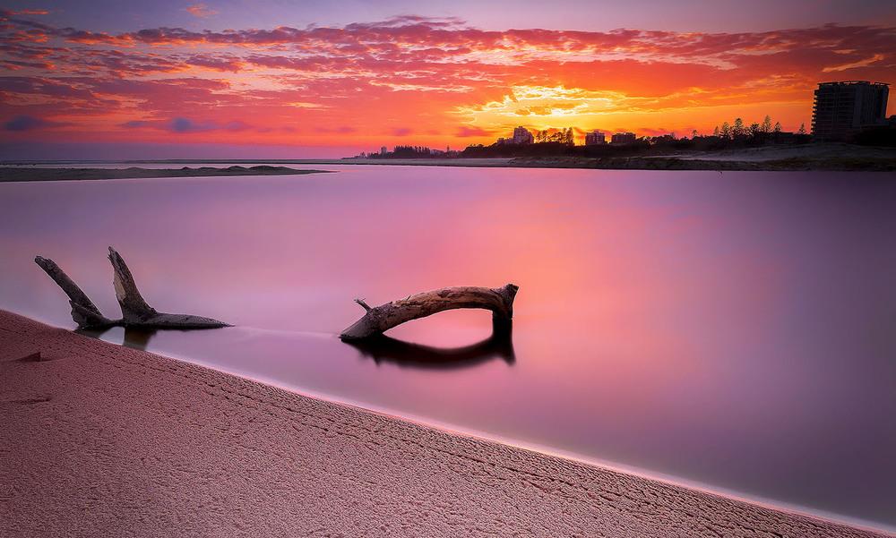 Kirra Beach, QLD. Australia. 2