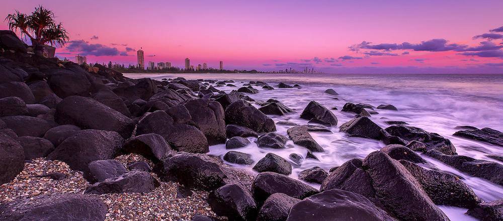 Burleigh Heads, QLD. Australia 2