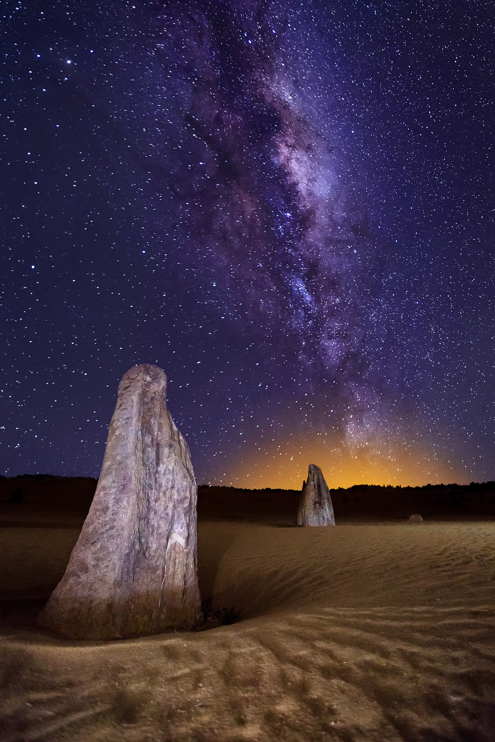 The Pinnacles, Western Australia.