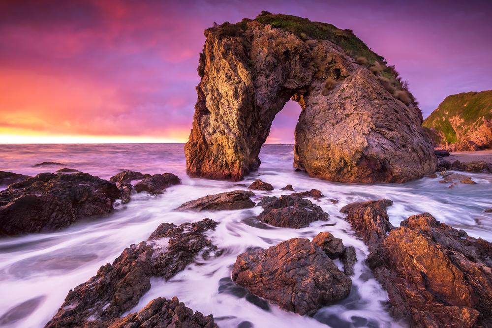 Horse Head Rock, NSW.