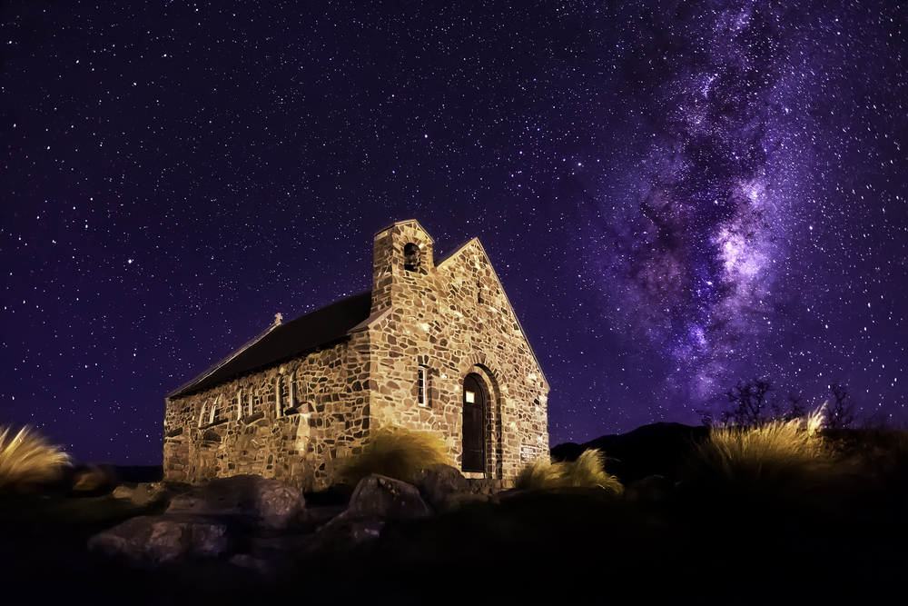 Church Of Good Shepherd, New Zealand