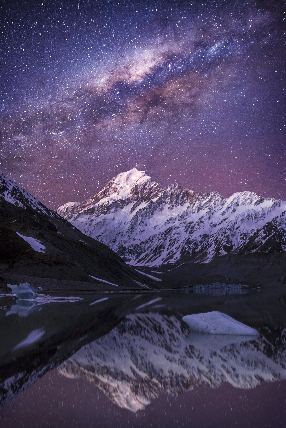 Aoraki / Mount Cook #2, New Zealand