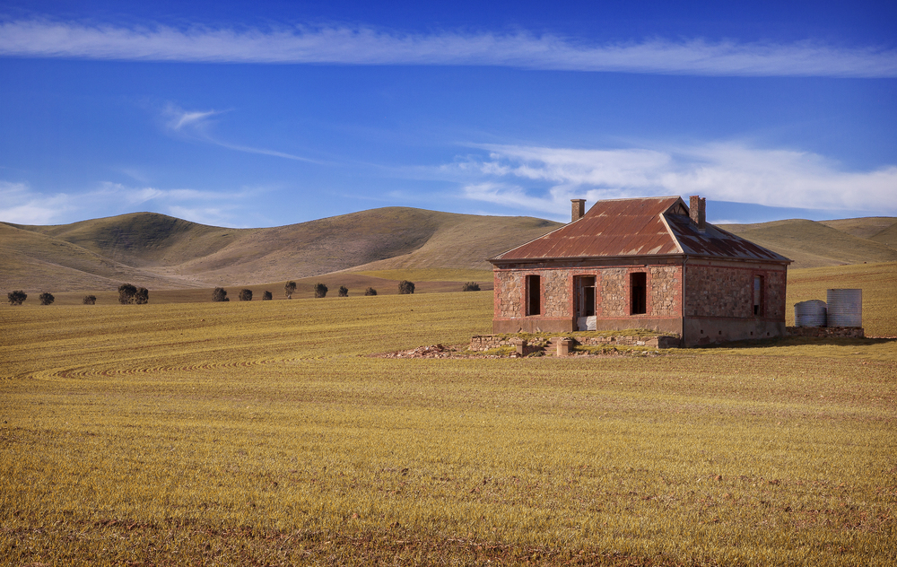 Burra Homestead, South Australia.