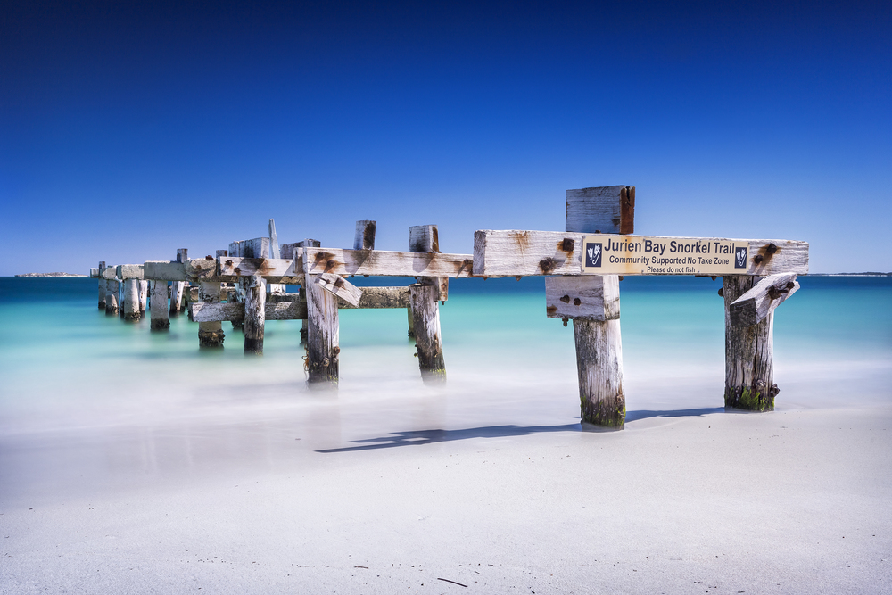 Jurien Bay, WA.
