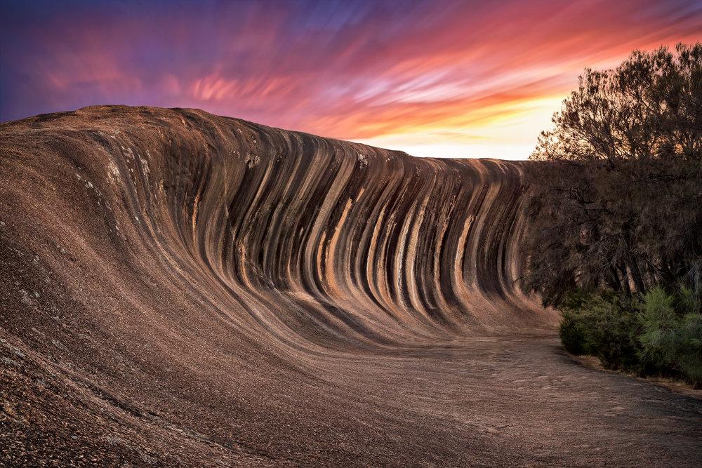 DK Photography - Wave Rock, WA
