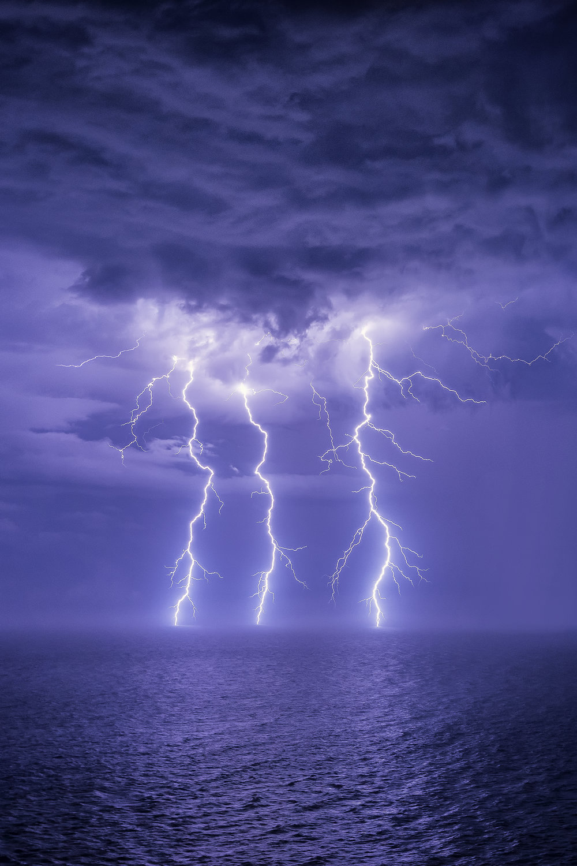 DK Photography Gold Coast Storm Triplets, QLD. Australia
