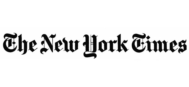 "The New York Times, ""For New York, Summer on a Stick"", May 2010"